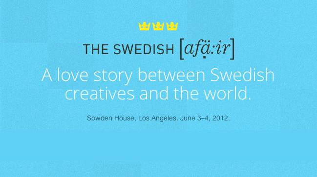 The Swedish Affair 2012